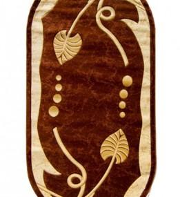Синтетический ковер Melisa 0230A l.brown-l.brown