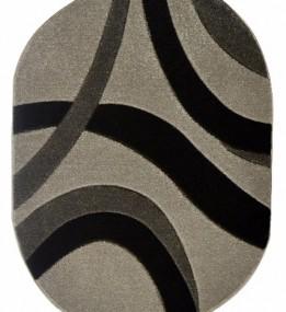 Синтетический ковер Melisa 355 gray