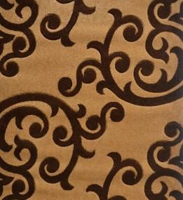 Синтетический ковер Melisa 6733 karamel