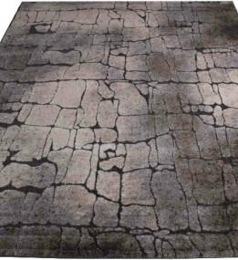 Синтетичний килим Miami Shrink Al36A l.grey-l.beige