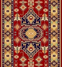 Иранский ковер Pazirik Touba D.Red