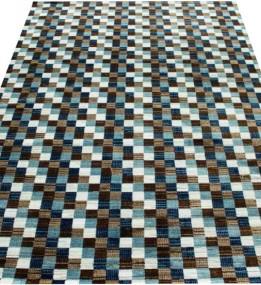 Синтетический ковер Pesan W2313 ivory-blue