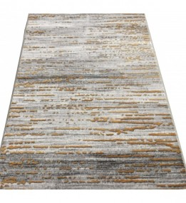 Синтетический ковер Pesan W2760 L.Grey-Gold
