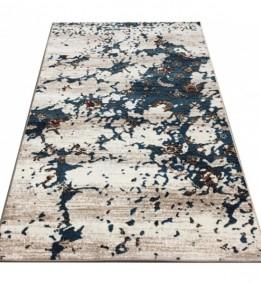 Синтетический ковер Pesan W4017 Ivory-Blue