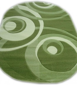 Синтетический ковер Gaga 319 , GREEN