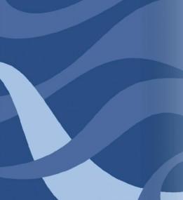 Синтетический ковер Raduga 12280 , BLUE