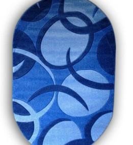 Синтетический ковер Raduga 12288 , BLUE