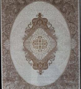 Синтетический ковер Ramada T426A Bone/Brown