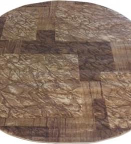 Синтетический ковер Sandra 9513 brown