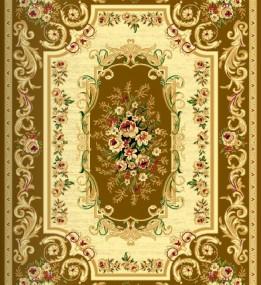 Синтетический ковер Selena 349 , BROWN