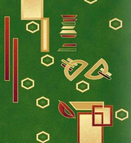 Синтетический ковер Selena 375 , GREEN