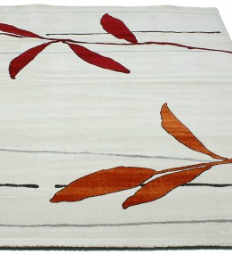Синтетический ковер Sevilla 4544 paper white-red