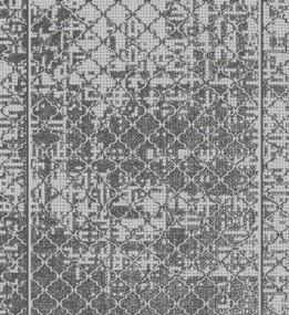 Синтетичний килим Shine Teszub Grafit