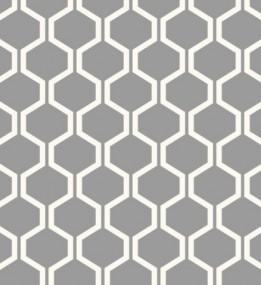 Синтетический ковер Soft Tehya Grey/Popiel