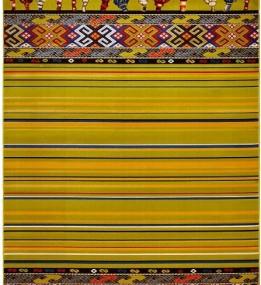 Синтетичний килим Standard Nadwa Lime
