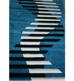 Синтетический ковер Sumatra (Суматра) 0224 blue