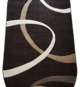 Синтетический ковер Sumatra (Суматра) d508a dark brown