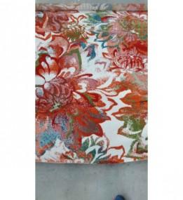 Синтетический ковер Texas Al14B White-Red