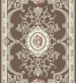 Синтетический ковер Версаль 2535A brown