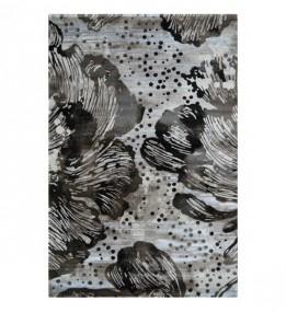 Синтетический ковер Vogue 9878A l.beige-black