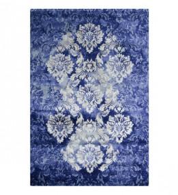 Синтетический ковер Vogue AG29A navy-blue