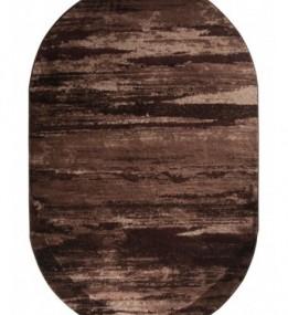 Синтетический ковер Zara 3 410 , DARK BROWN