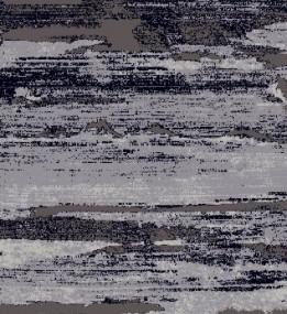 Синтетическая ковровая дорожка Zara 3 410 , DARK GREY