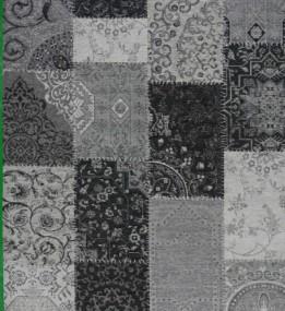 Акриловий килим Antika 91514 Black  - высокое качество по лучшей цене в Украине.