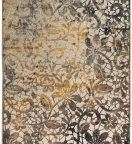Ковер из вискозы Bohemian 23114 Taupe-Ivory