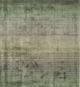 Ковер из вискозы Holborn Stripe Green
