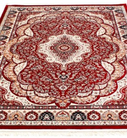 Ковер из вискозы Queen 6865A clared red