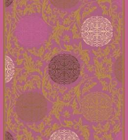 Ковер из вискозы Schenille 7417A lilac