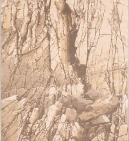 Шерстяной ковер Alabaster Boren W Jasne Kakao