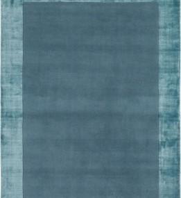Шерстяной ковер Ascot Aqua Blue