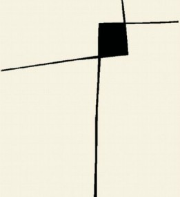 Шерстяной ковер Avant-Garde Collection Double Biały