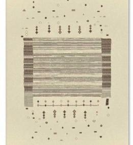 Шерстяной ковер Eco 6538-59944