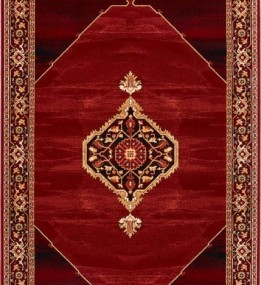 Шерстяной ковер Isfahan Uriasz Rubin