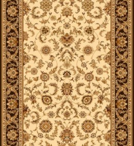 Шерстяной ковер Isfahan Anafi Krem