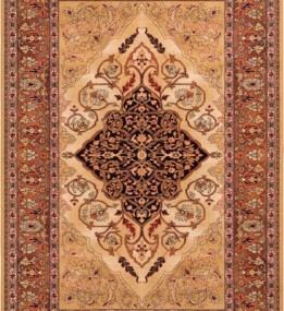 Шерстяной ковер Isfahan Leyla Bursztyn