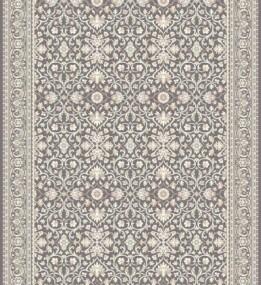 Шерстяний килим Isfahan Salamanka Antracyt