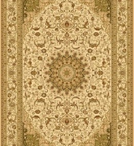 Шерстяной ковер Isfahan Santorini Krem
