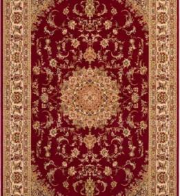Шерстяной ковер Isfahan Tea Rubin