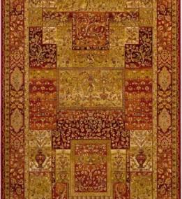 Шерстяной ковер Isfahan Uranos Rubin