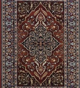 Шерстяной ковер Isfahan Leyla ruby