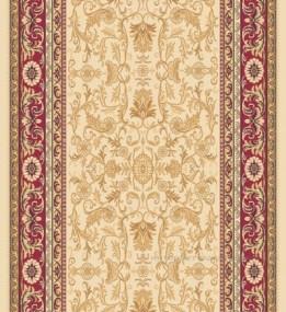 Шерстяная ковровая дорожка Premiera (Millenium) 222, 4, 50633