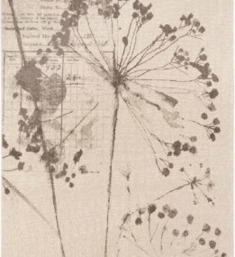 Шерстяной ковер Natural Moss Szary