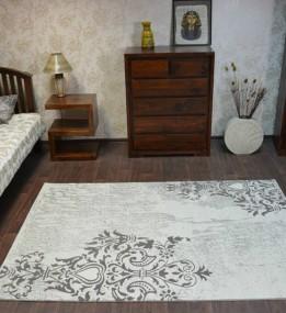 Шерстяной ковер Patara 0035 CREAM-BROWN - высокое качество по лучшей цене в Украине.