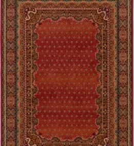 Шерстяной ковер Polonia Baron Burgund