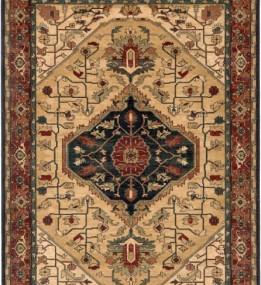Шертяний килим Polonia Serapi Jasny Rubin