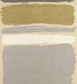 Шерстяной ковер Sanderson Abstract 45401 Linden Silver